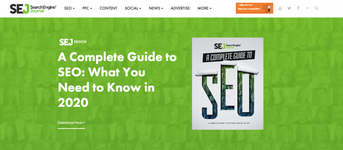 Search Engine Journal complete SEO guide