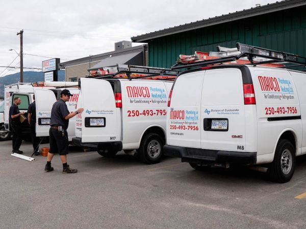 Mavco Plumbing & Heating