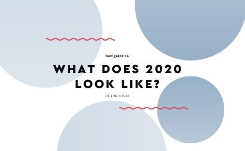 What does 2020 look like